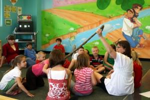 Your children will love Kid's Worship!  We hope!