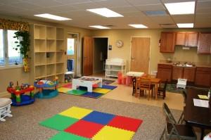 Our fictional nursery!